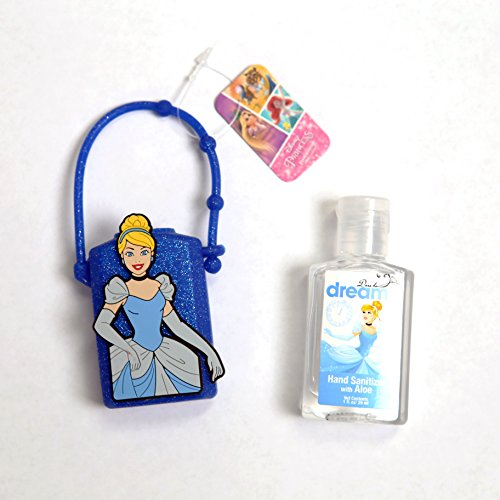 Cinderella Holder and Gel with Aloe - Dream Big Princess (Disney World Marathon Costumes)