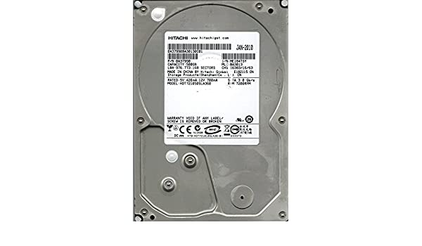 Hitachi HDT721050SLA360 500 GB P/N: 0A37990 MLC: BA3013: Amazon.es ...