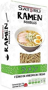 Satoru, Pasta para Preparar Ramen, 170 gramos