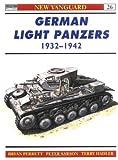 German Light Panzers 1932-42, Bryan Perrett, 1855328445