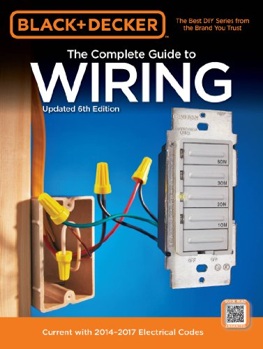 (Black & Decker Complete Guide to Wiring, 6th Edition)
