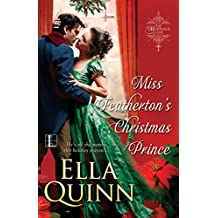 Miss Featherton's Christmas Prince (The Marriage Game Book 9)