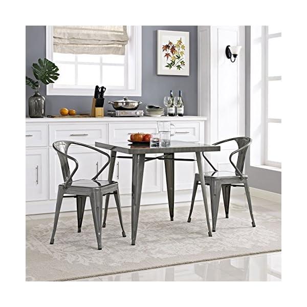 LexMod Alacrity Dining Table
