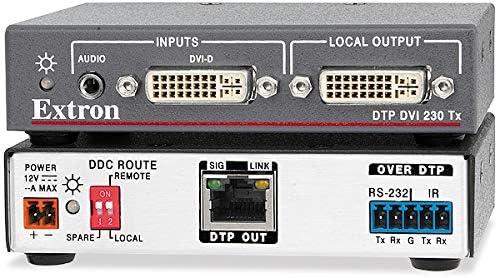 Extron 60-1272-12 DTP DVI 4K 230 Tx 230 feet 70 m