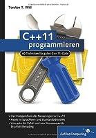 C++11 programmieren 60 Techniken für guten C++11-Code Front Cover