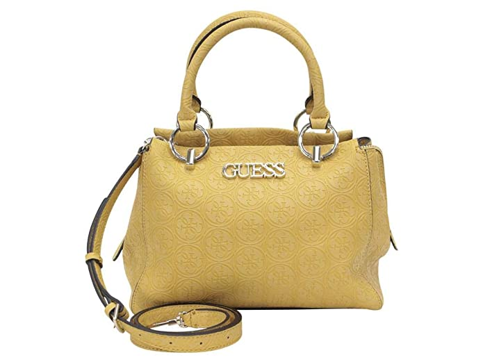 Guess HERITAGE POP GIRLFRIEND STCHL MGD MARIGOLD: Amazon.it