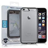 Tech Armor Apple iPhone 6S / iPhone 6 (4.7-inch) - FlexProtect Air Space Grey/Clear Resistente a Rayones y Huellas...