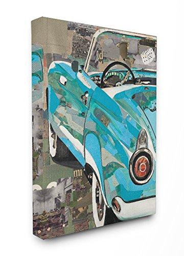 classic car canvas - 7