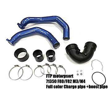 FTP 🔹 Charge Pipe Kit & Boost Pipe for BMW M power F80 M3 /
