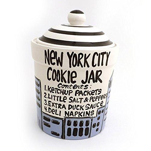 New York City Cookie Jar