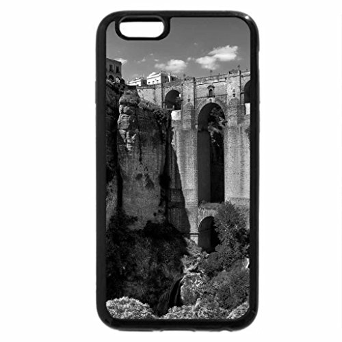 iPhone 6S Plus Case, iPhone 6 Plus Case (Black & White) - Andaluzja