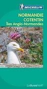 Normandie Cotentin : Iles Anglo-Normandes par Michelin
