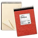 Ampad Gold Fibre 20-008 Writing Pad 70Ct Ivory