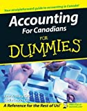 img - for Accounting For Canadians For Dummies by John A. Tracy (2006-11-06) book / textbook / text book