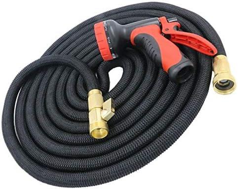 Hose Tube Prevent Leaking Magic Garden Hose Pipe Connect Garden Tap Black Lightweight Easy Storage (Size : 3000cm)