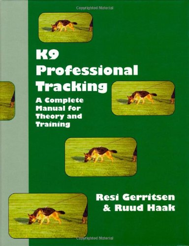 K9 Professional Tracking: A Complete Man - Schutzhund Obedience Training Shopping Results