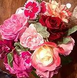 Lauren Polyantha rose, lavender purple, fragrant, THORNLESS, easy
