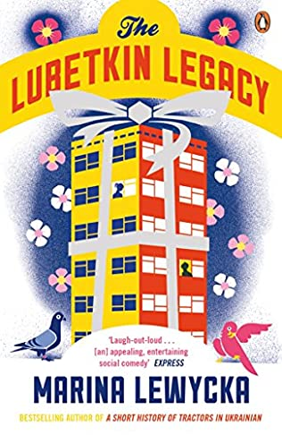 book cover of The Lubetkin Legacy