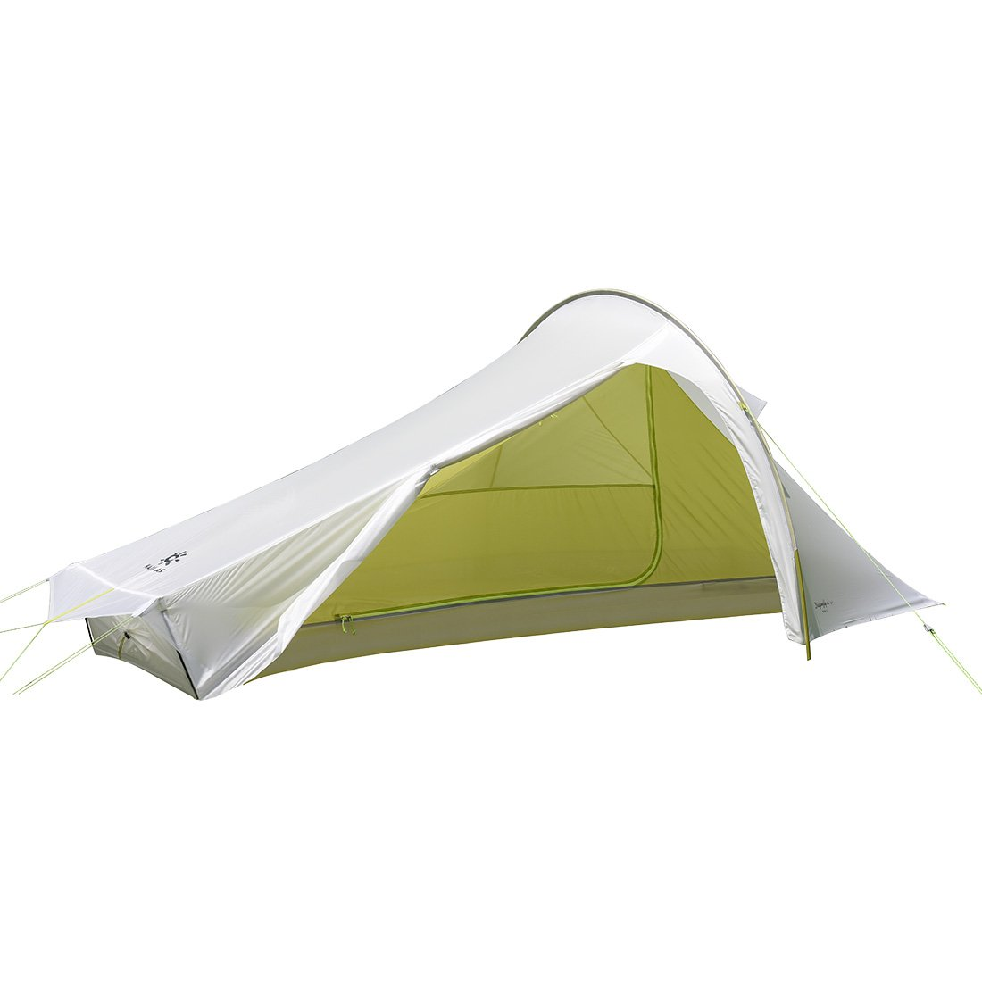 KAILAS Waterproof Camping Tent 1-2 Person Double Layer Ultralight Backpacking Tens for Outdoors Hiking Trekking