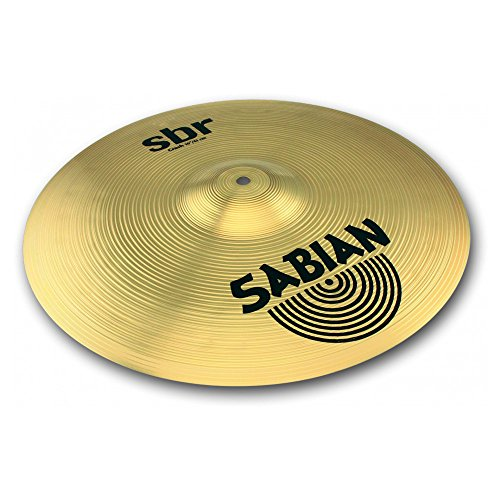 Sabian 16 Inch SBR Crash (One Drum Crash Cymbals)