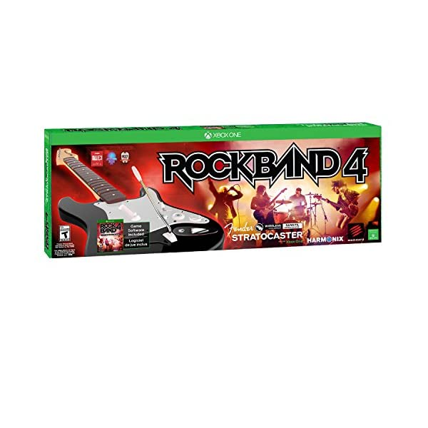Rock Band 4 Wireless Guitar Bundle- Xbox One 2