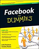 Facebook for Dummies, Leah Pearlman and Carolyn Abram, 0470527617