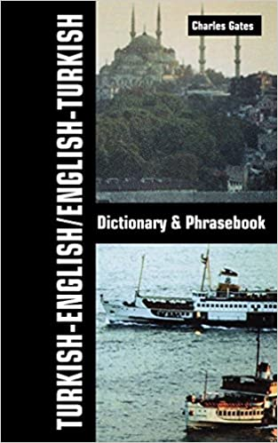Turkish-English//English-Turkish Dictionary and Phrasebook