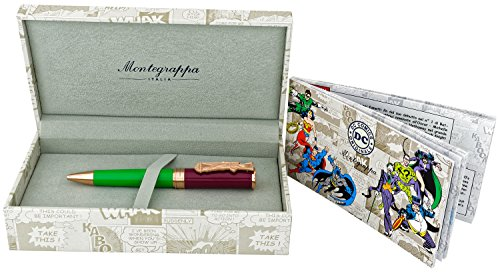 Montegrappa DC Comics Super Heroes Ballpoint Pen (Joker) by Montegrappa (Image #3)