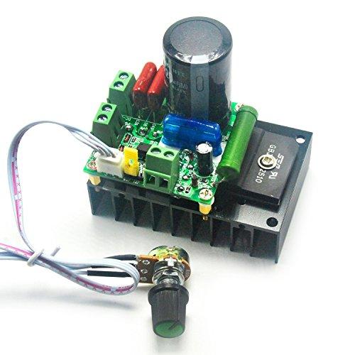 300W DC Motor Speed Controller Board PWM MACH3 Spindle 12V 24V 48V 110V