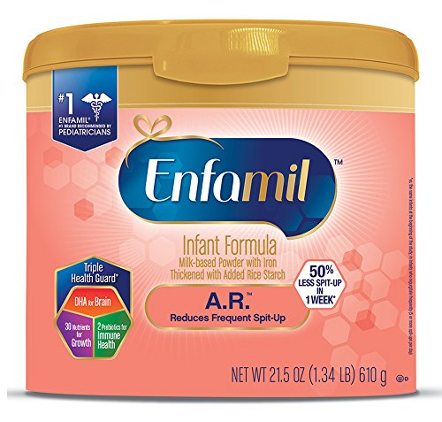 Enfamil A.R. Spit Up Baby Formula Gentle Milk Powder