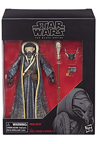 upc 630509697878 product image for Star Wars Moloch Black Series 6 inch Action Figure