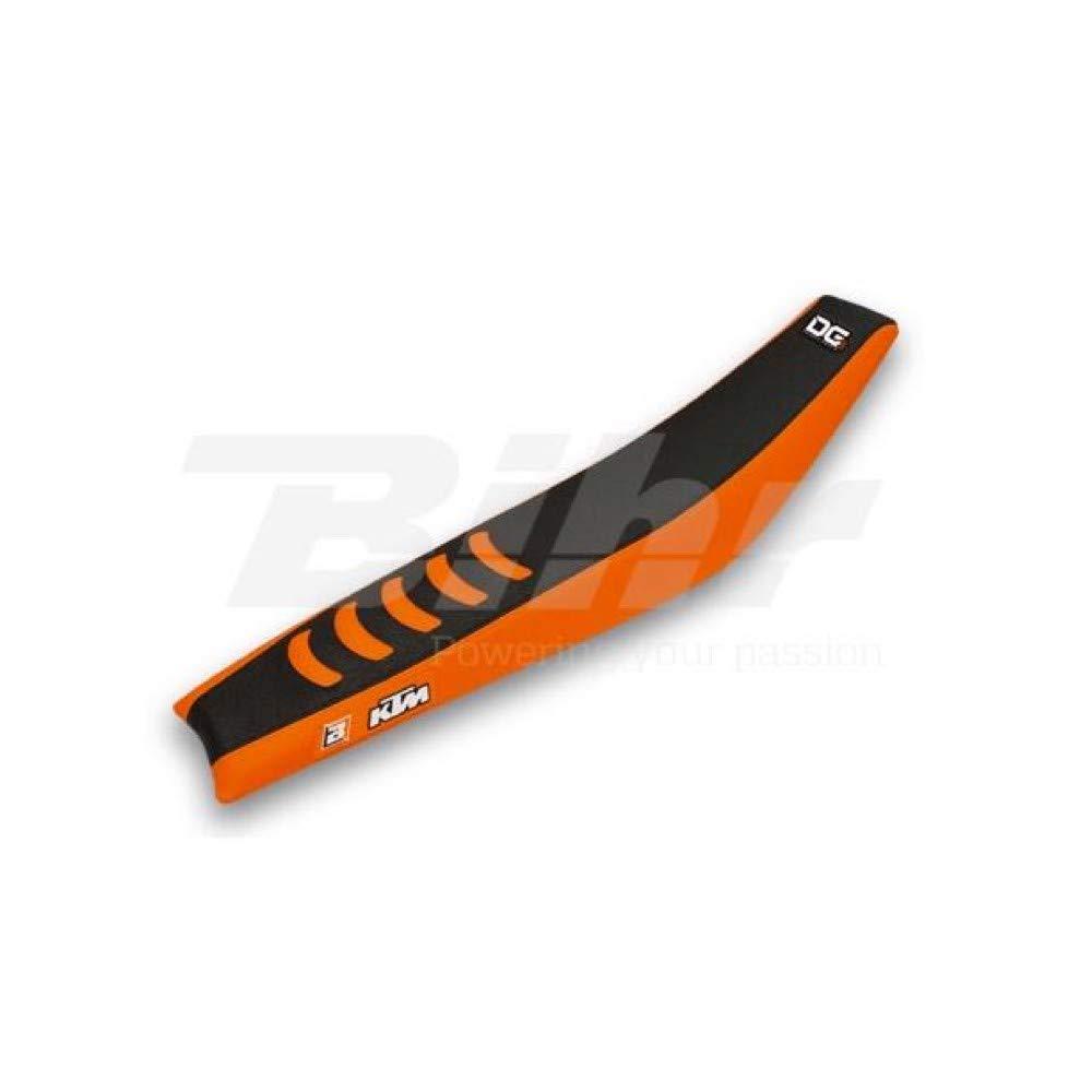 Funda de asiento Blackbird doble agarre 3/KTM Negro//Naranja 1522h