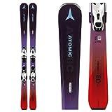 Atomic Vantage X 80 CTi W Womens Skis with FT 11 GW Bindings - 151cm