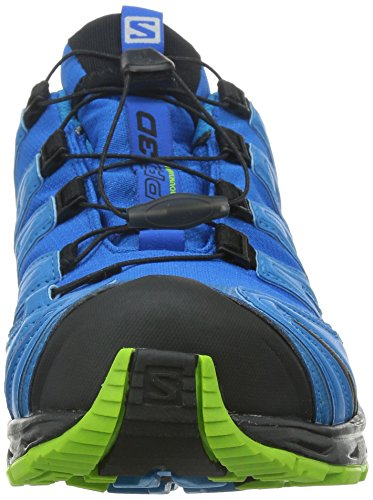 Salomon XA Pro 3D GTX, Scarpe da Trail Running da Uomo Blu (Blau (Union Blue/Methyl Blue/Granny Green))