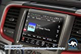"Product review for Tuff Protect Anti-glare Screen Protectors For 2015 Dodge Ram 1500 2500 8.4"" Uconnect Touchscreen Car Navigation Screen"
