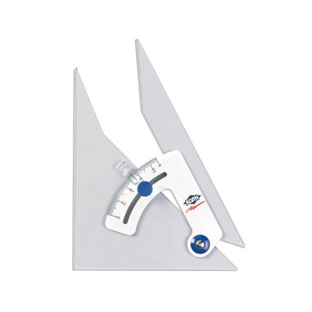 Alvin 120C 12'' Adjustable Triangle