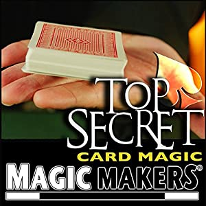 Top Secret Card Magic With Kris Nevling by Magic Makers - 11 Spectacular Card Tricks