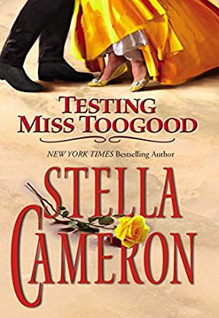 book cover of Testing Miss Toogood