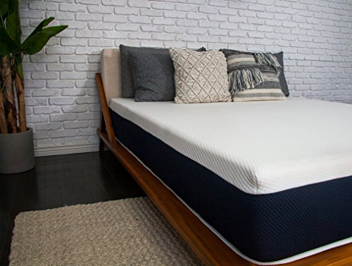 Brooklyn Bedding Bowery 10' Medium Comfort Mattress with Hyper...