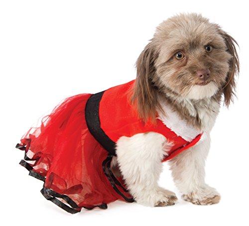 Rubie's Santa's Sweetie Dog (Santas Sweetie Adult Costumes)