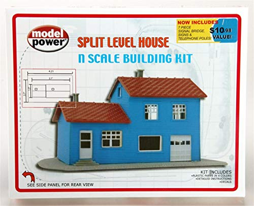 - Model Power 1589VA N KIT Split Level House