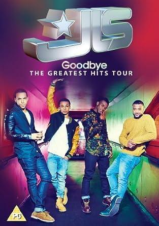 JLS - Goodbye: The Greatest Hits Tour [DVD]: Amazon co uk: JLS: DVD