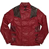 Guardians of the Galaxy Star Lord Adult Jacket - Red (XX-Large)