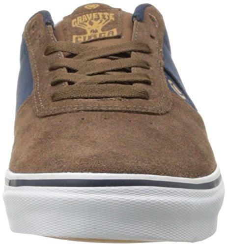 Chaussures Indigo Brun Pin Mixte Sport Agneau Humeur Pomme Braun pcmib De erwachsene C1rca 7qwfAP55