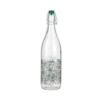 Totally Addict ka2618 Botella 1 litro, Acero Inoxidable ...