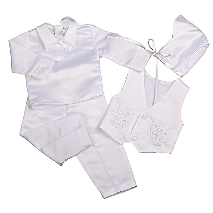 Amazon.com: Dressy Daisy - Traje de bautizo para bebé y niño ...
