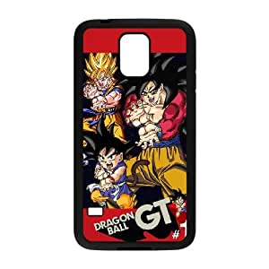 Samsung Galaxy S5 Cell Phone Case Covers Black Dragon Ball Gt With Nice Appearance as a gift I701681