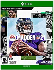 Madden 21 - Xbox One - Standard Edition