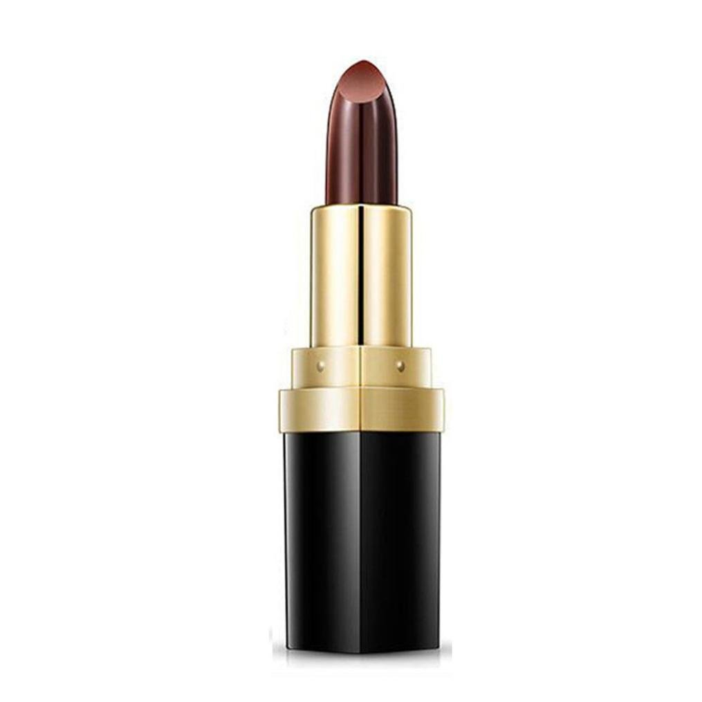 OOEOO Hair Color Pen New Fast Temporary Hair Dye Crayon to Cover White Lipstick Shape (Brown)