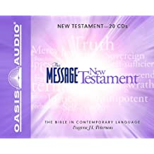 The Message Bible: New Testament